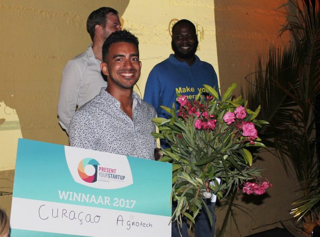 present your startup Curacao
