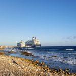 cruize schepen Curacao