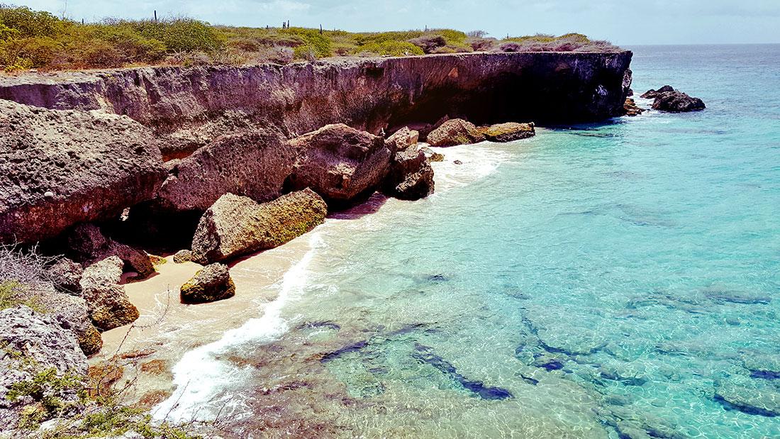 playa Guepi | Strand Curacao