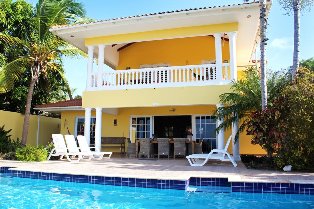 vakantie woning Curacao Sunset Height.