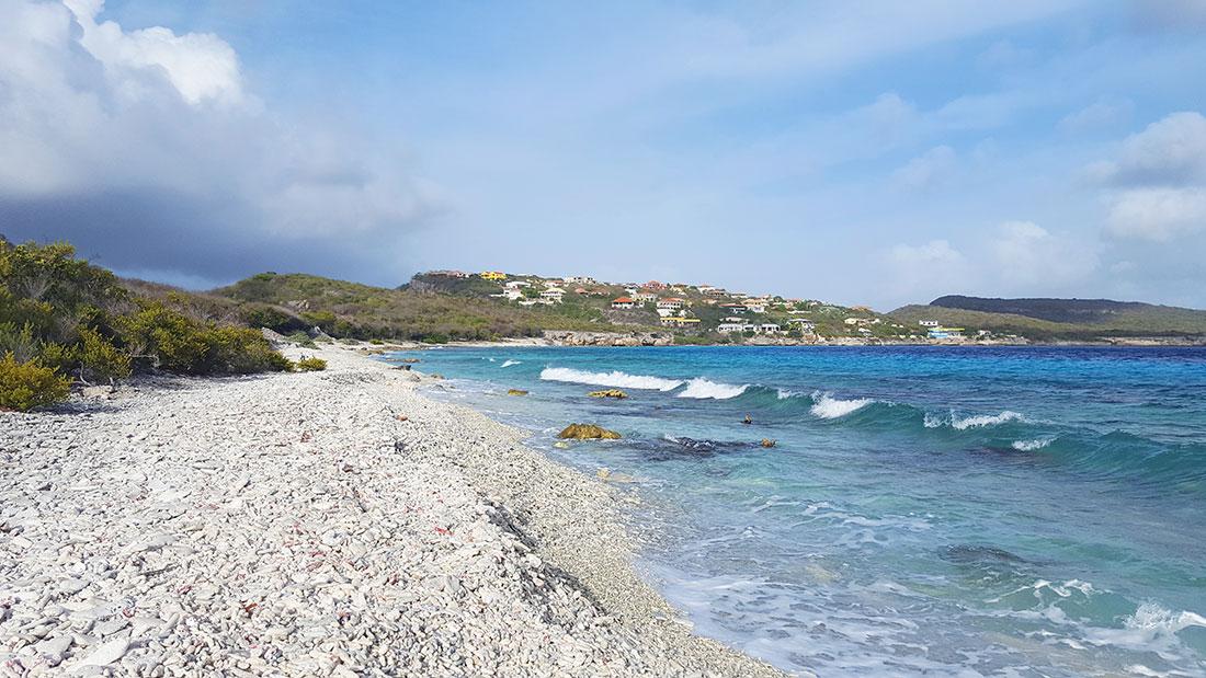 playa mansalina   San Juan Curacao