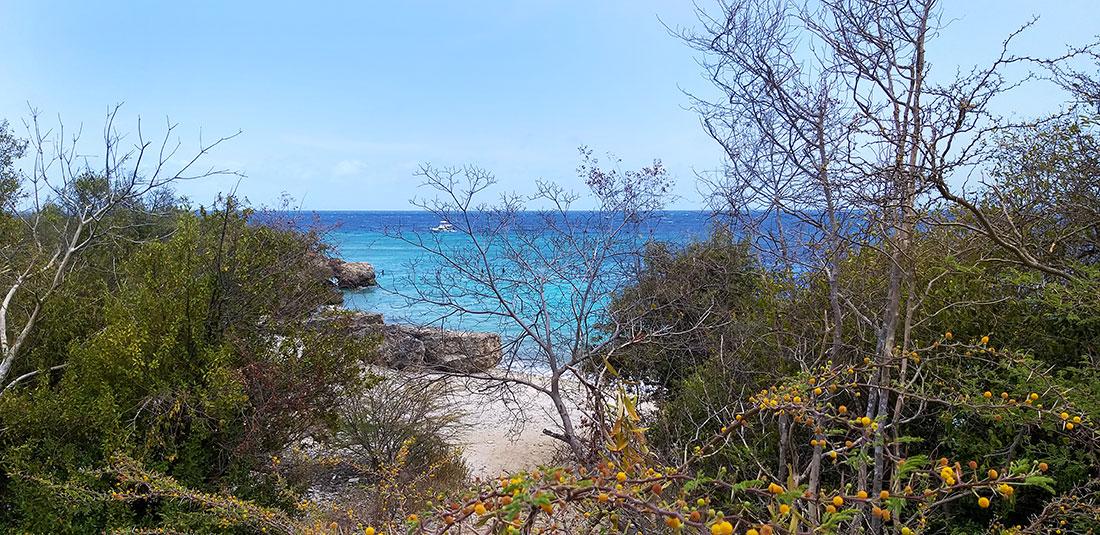 directeursbaai Curacao / Directors bay Curacao / stranden Curacao