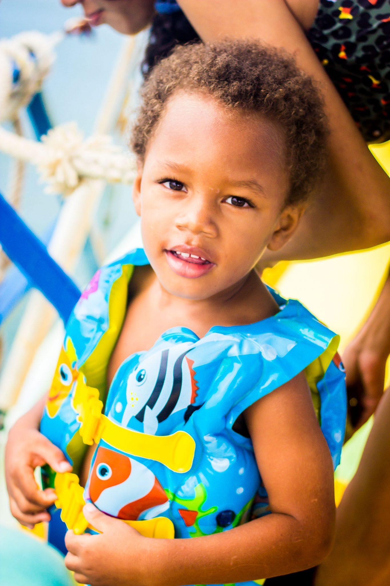 boot trip Curacao - leuk met het hele gezin