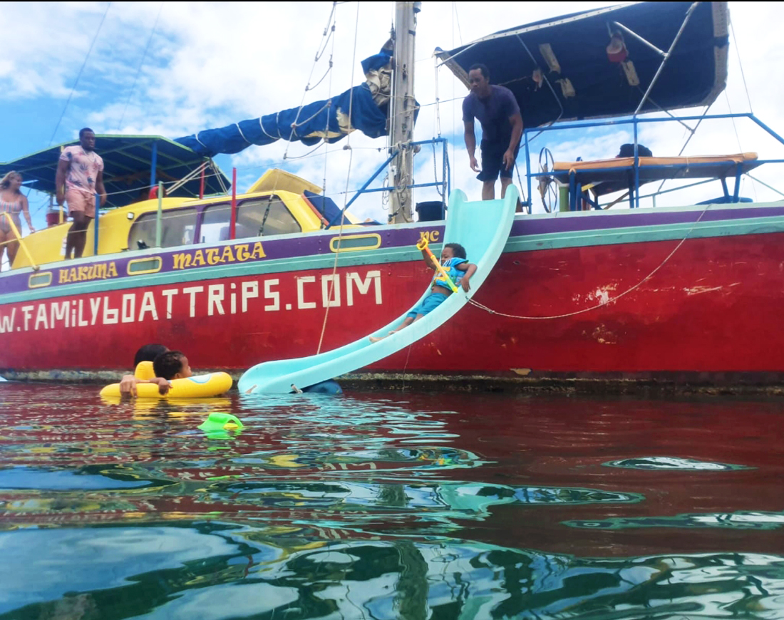 factory outlet exquisite design new release Hakuna Matata Family Boattrips | boot trip Curacao