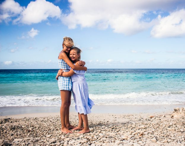 familie fotosshoot curacao