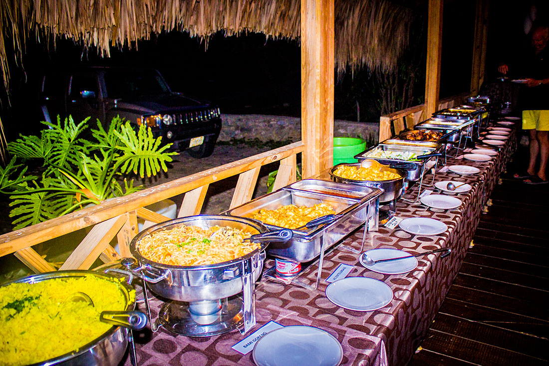 Landhuis Daniel - Restaurant Curacao
