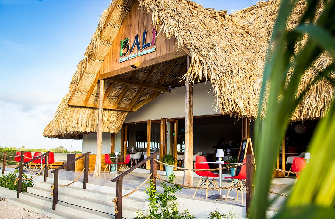 Restaurant Curacao | Bali Grote Berg.