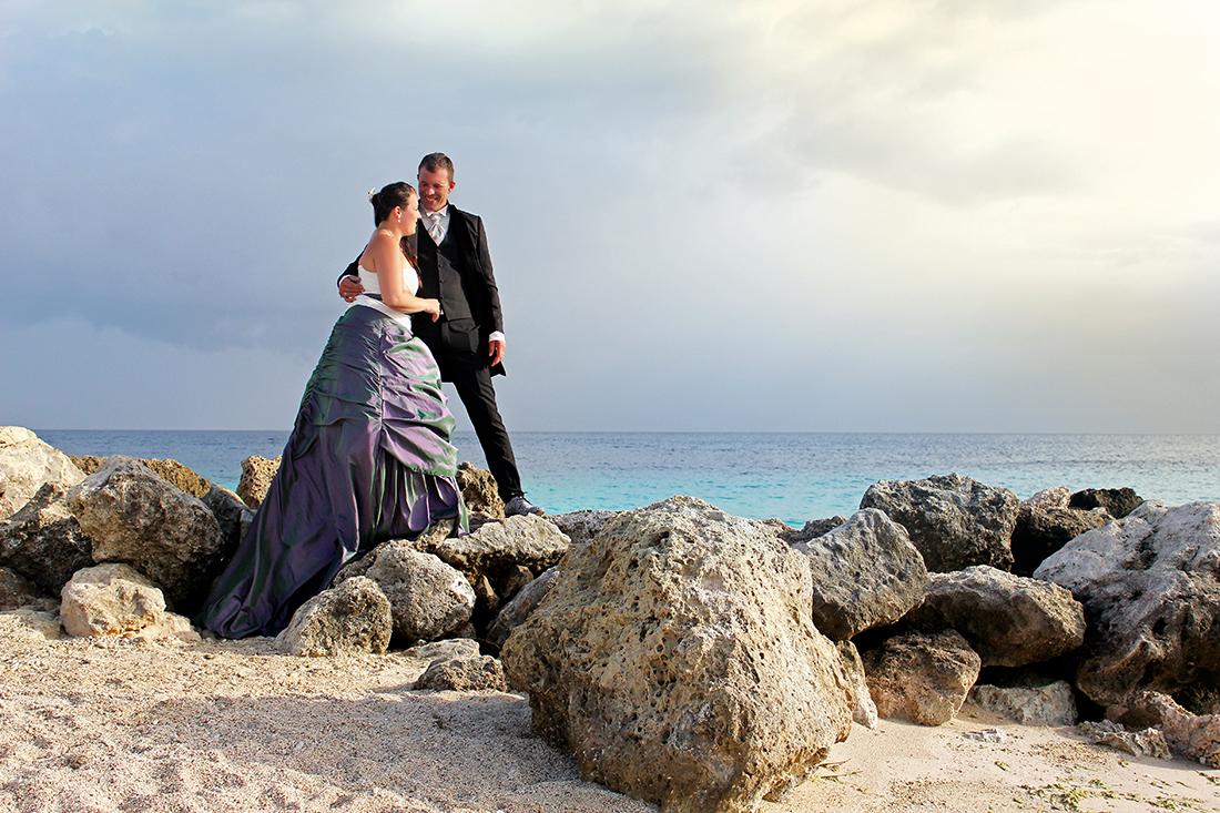 trouw fotograaf Curacao
