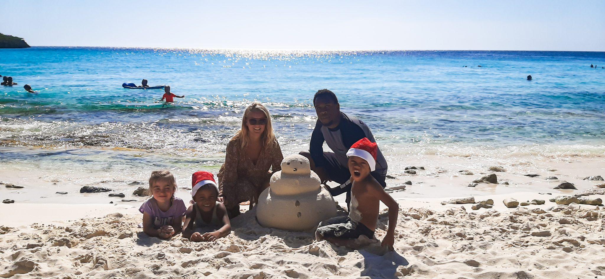 kerst op Curacao
