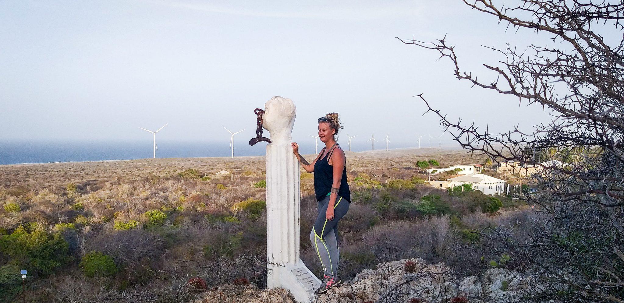 tula monument Curacao | Slavernij verleden Curacao