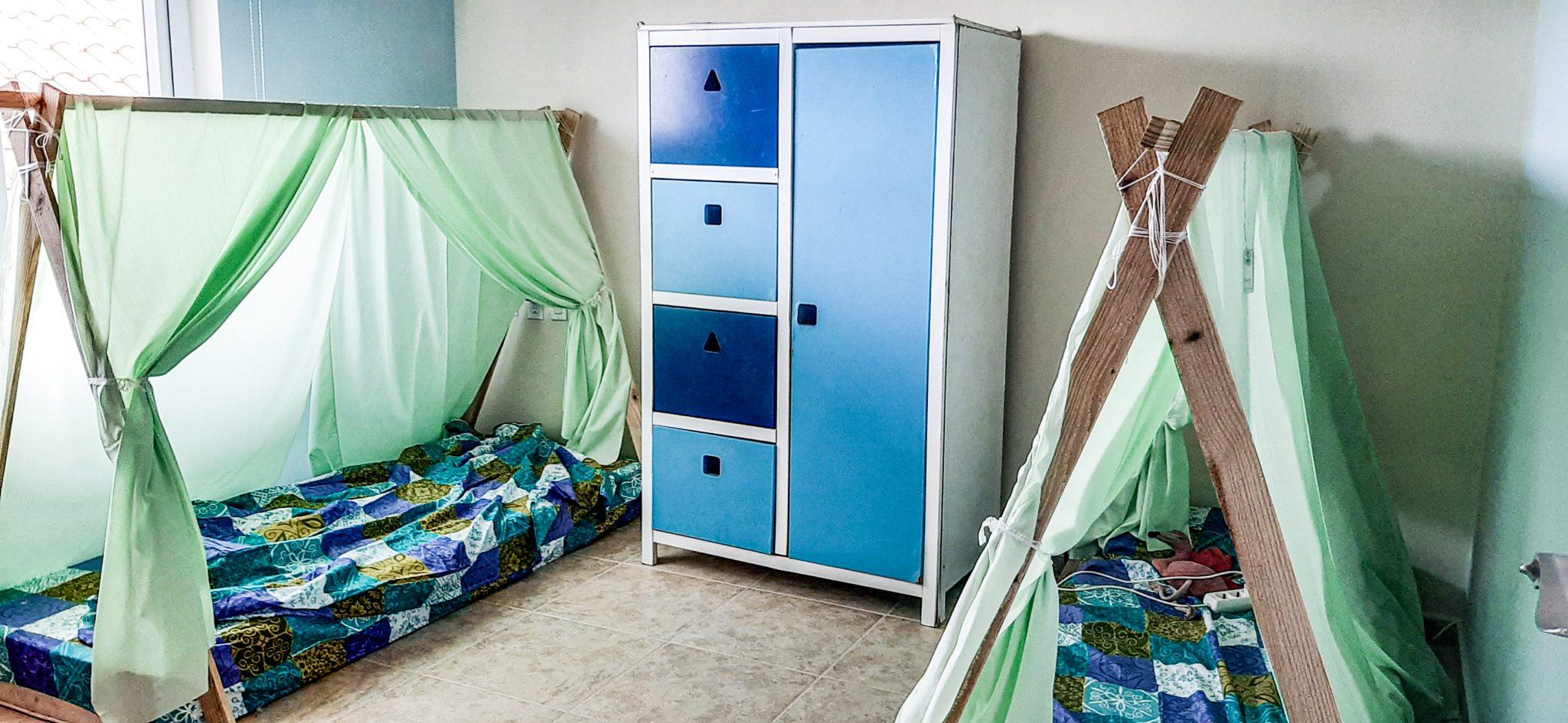 slaapkamer curacao