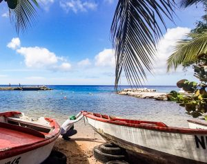Marie pampoen Curacao | Strand curacao
